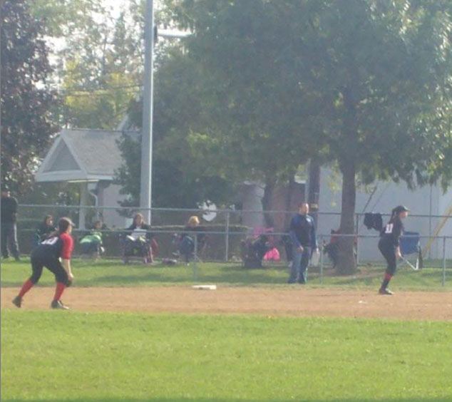 Softball Tornament Photo